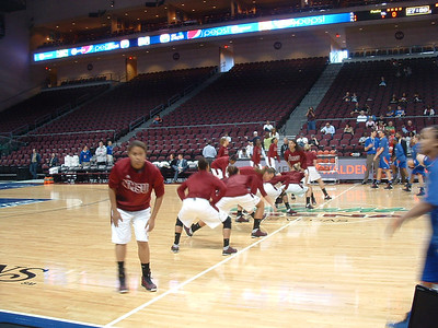 2013 WAC Tournament