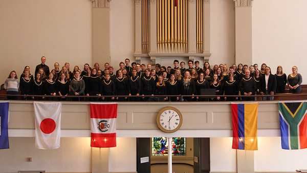 20191023 Concert Choir and Chamber Singers at Park Street Church and Massachusetts State House