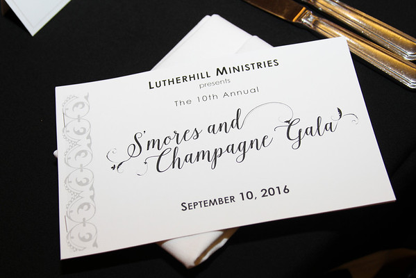 Smores & Champagne Gala 2016