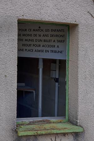Stade Léon Bollée au Mans