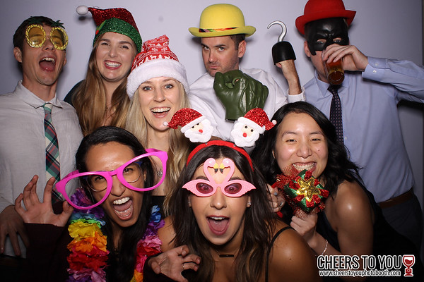 Ocean Media Holiday Party 12.6.19