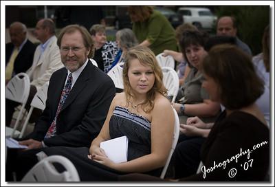 Stephanie & Bob's Wedding - Merrillville, Indiana - 08September07