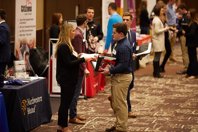 2019 UWL Spring Career Fair