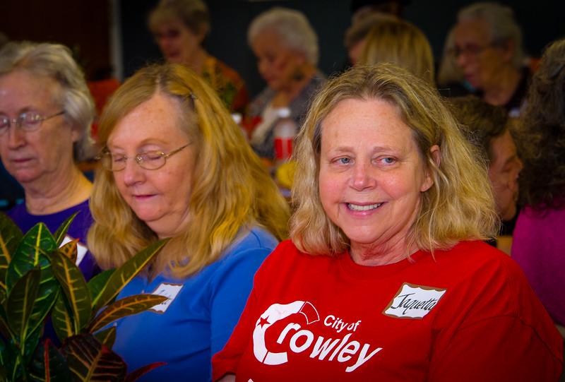 Crowley Seniors Thanksgiving Luncheon 11-20-15-18
