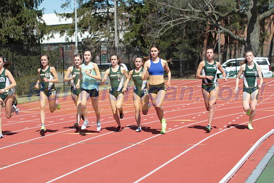1500M Women - 2017 Spartan Invitational