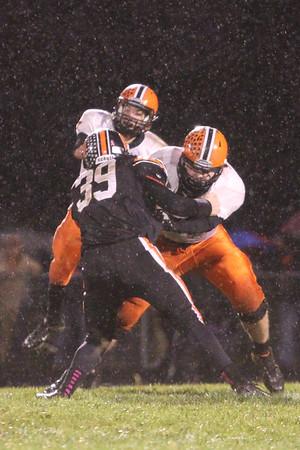 10 Football:  Wheelersburg at West 2014