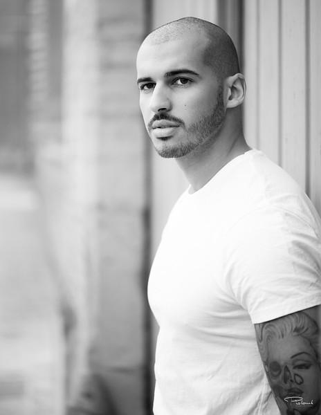 Model: Andreas Koundourakis