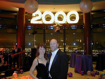 Millenium Party at Bob's, December 1999