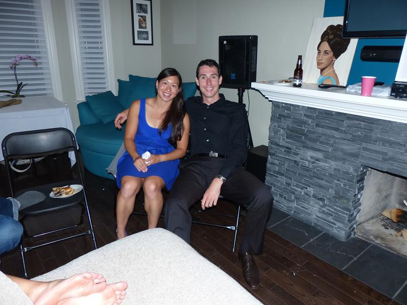 Leanna and Derrek