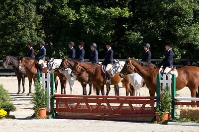 USNA Equestrians Goucher 101002