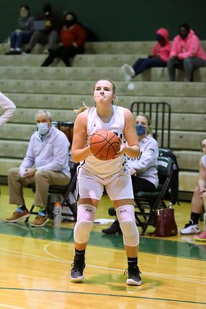 20210220 Girls Basketball - Akron Kenmore v Aurora Sect Final
