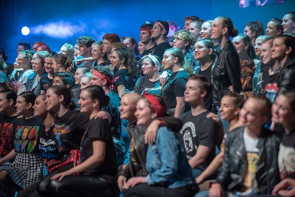 2018-2019 Zionsville Show Choirs