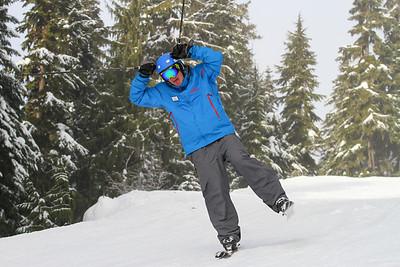 Snow School Action 2014/15