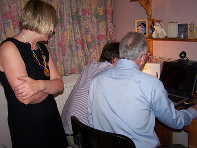 Dave's Surprise 60th Dec 2009