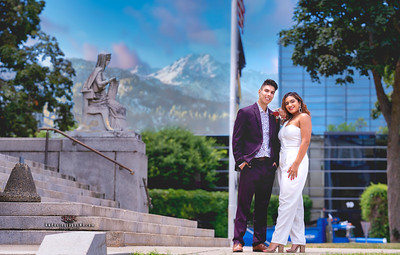 Rahimah & Kevin Wedding