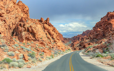 Valley Of Fire State Park Nevada Feb, 2018