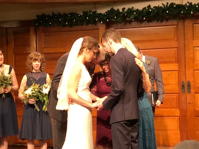 Andrew and Gabriella's Wedding