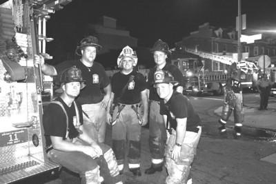 E11 Crew Photos