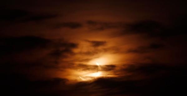 June 2021 Solar Eclipse-061021