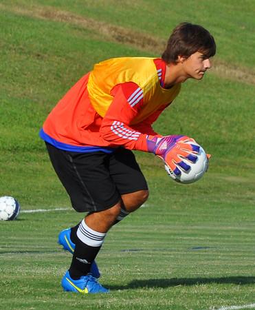 Covenant boys soccer falls to Walsingham
