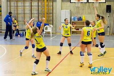 Finale 3 Posto: Vilar Volley - Virtus Cermenate