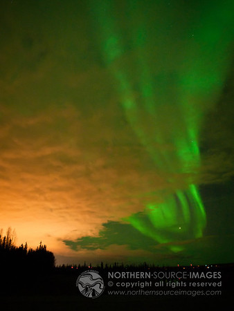 2011-09-27 Aurora at Nordale