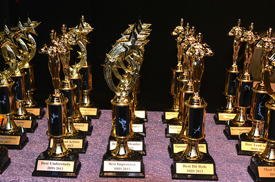 HHS Drama Awards '13