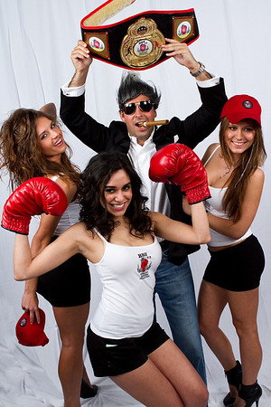 BBF Ring Girls 2012