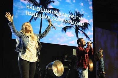 AN 2019-02-03 Saddleback Anaheim Worship Team