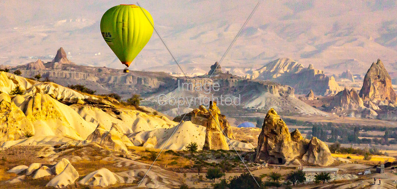 Cappadocia - Balloons Only  (in progress)