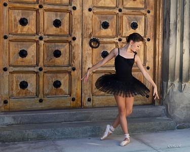 Young ballerina 2016