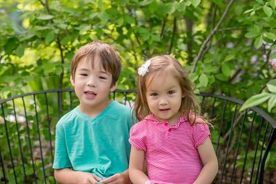 Lilah and Keegan M
