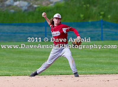 5/20/2011 - Varsity Baseball - Governor's Academy vs Nobles