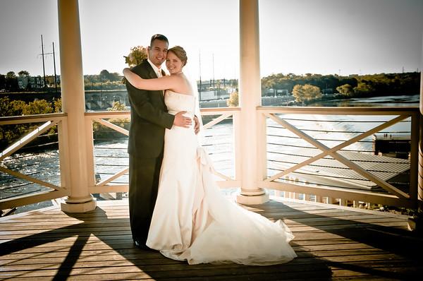 Christine and Mike-Wedding