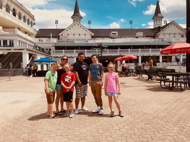 Churchill Downs -Louisville, KY
