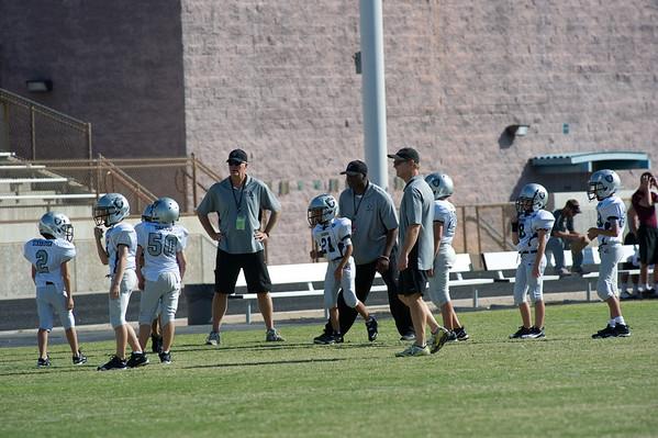 2010-10-16 Raiders vs Knights