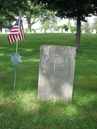 William Peirce (Pierce) Grave