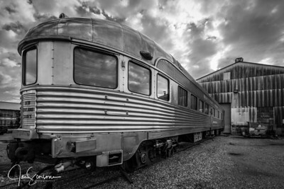 Passenger Train 07-23-2017