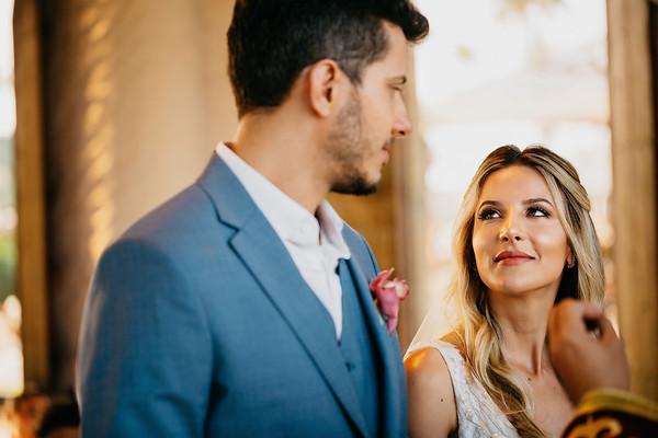 Camila e Guilherme - Casamento - seleção