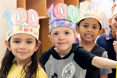 El Paso ISD celebrates 100th day of learning