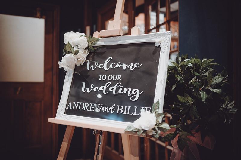 Andrew & Billie Wedding Photos