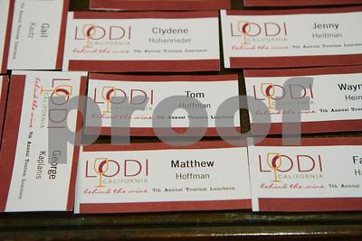 Lodi Visitors Bureau 2013 Tourism Luncheon