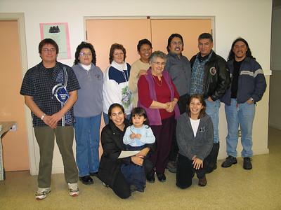 Keewaytinok AGM 2003
