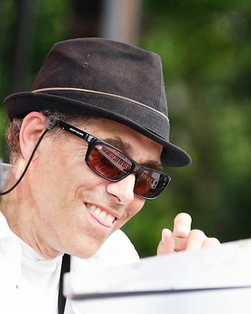 2013 Richmond Jazz Festival - Greg Karukas 8-10-13