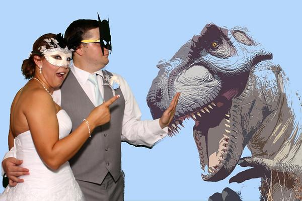 Nikki & Matt's wedding
