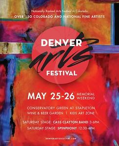 May 2019 :: Denver Arts Festival