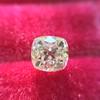 1.39ct Antique Cushion Cut Diamond, GIA J, SI1 28