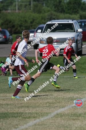 U16 Boys - EPSC Vipers vs NLS Galaxy