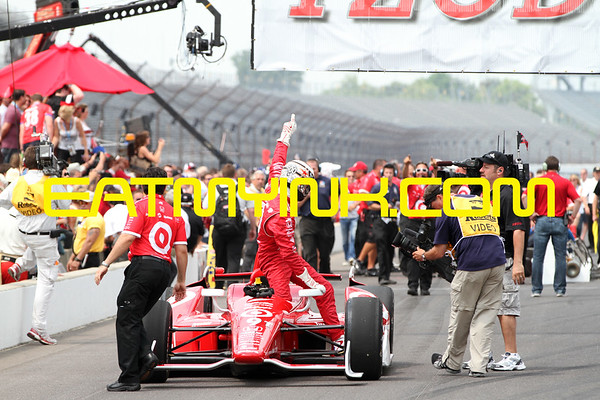 2012 Indy 500 Carb Day