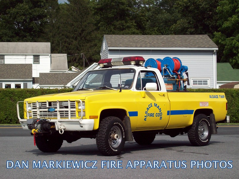 ALSACE MANOR FIRE CO.